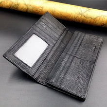 Load image into Gallery viewer, Long Crocodile Design Real Cowhide Genuine Leather Wallet
