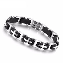 Load image into Gallery viewer, Link Chain Stainless Steel 215mm Bracelets
