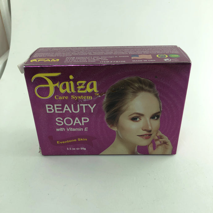 Faiza Beauty Soap - 99 gm