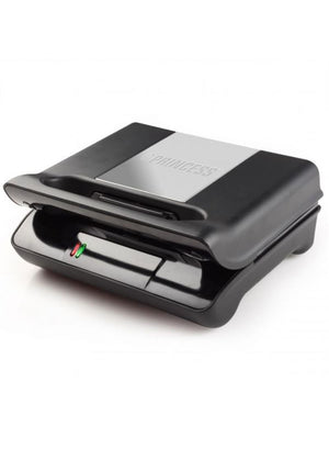Sandwich Grill with Removable Plate Black