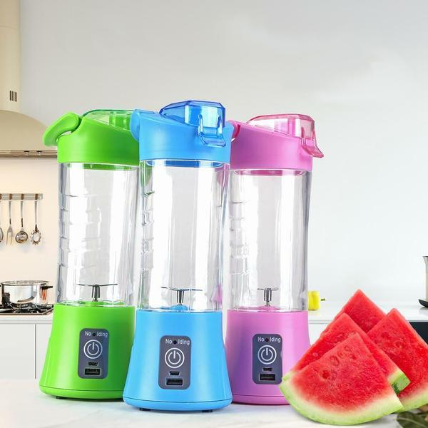 Electric Blender And Portable Juicer Cup