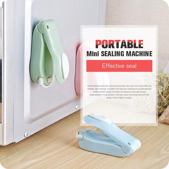 Portable Mini Sealing Household Machine Online Shopping Store