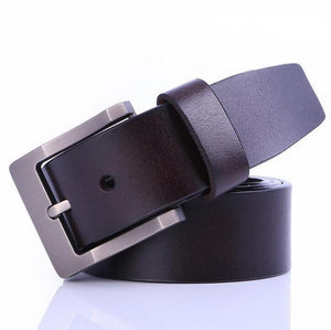 Cow Leather Coffee Belts ZK033