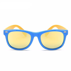 Anti UV Sport Kids Sunglasses