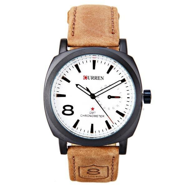 Curren 8139 Luxury Brand Quartz Watch Online Store UAE