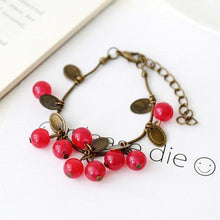 Load image into Gallery viewer, Cherry Bracelet