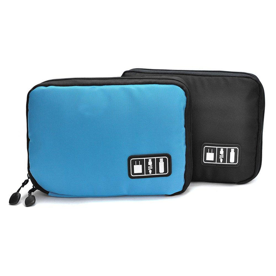 Simple Style Nylon Waterproof Carry Protective Pouch