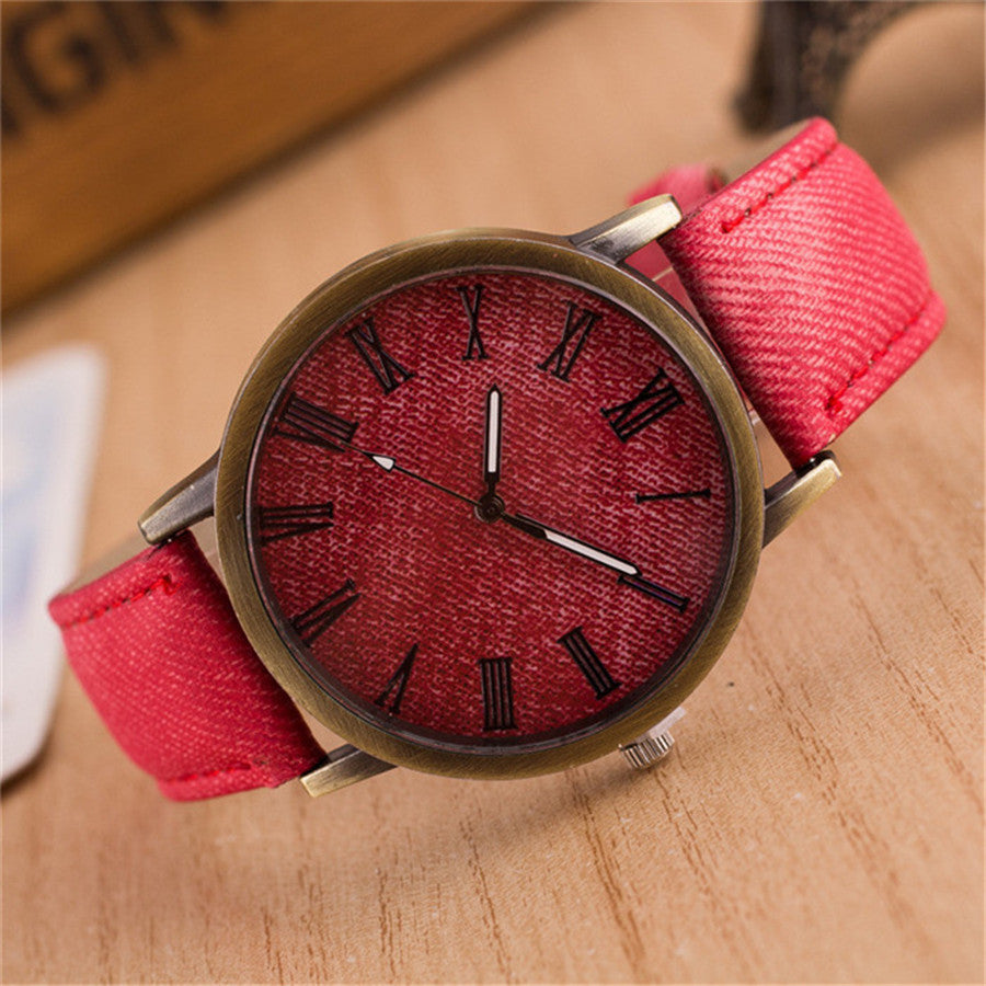 Jeans Rome Dial Watches