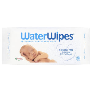 WaterWipes Baby Wipes, 3x60 (180 Wipes) Online Store UAE
