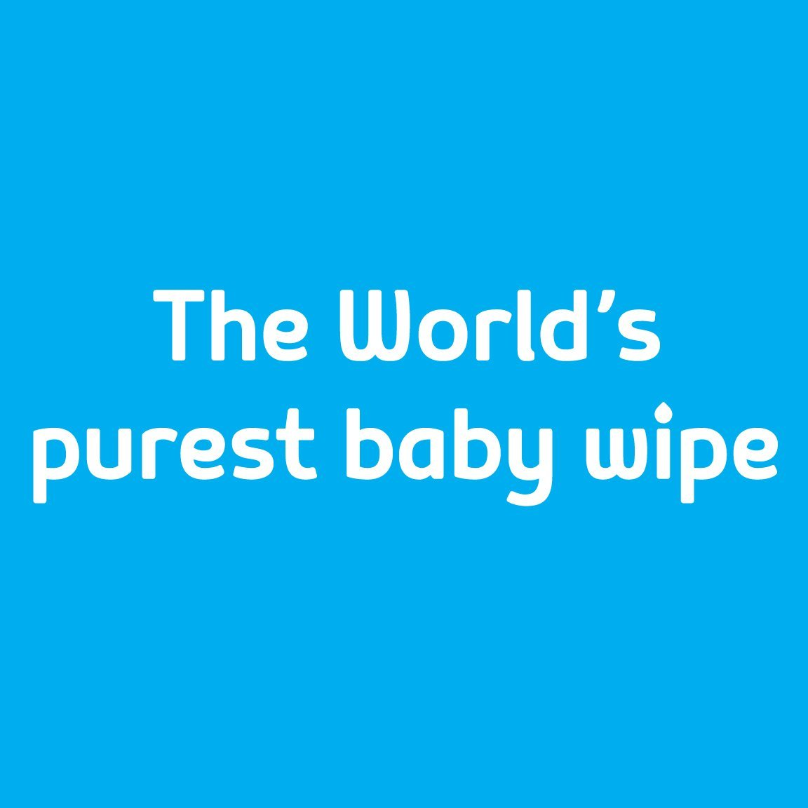 WaterWipes Baby Wipes, 12x60 (720 Wipes)