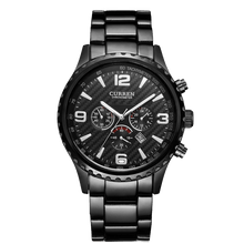 Load image into Gallery viewer, Curren Business Stainless Steel Watch