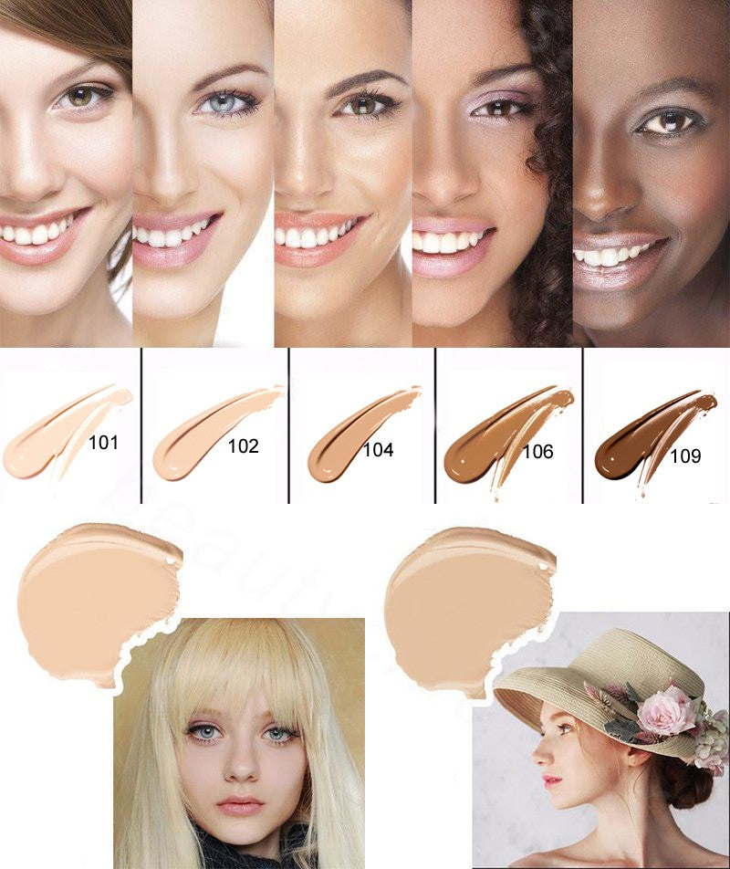 Flawless Matte Liquid Foundation Online Store UAE