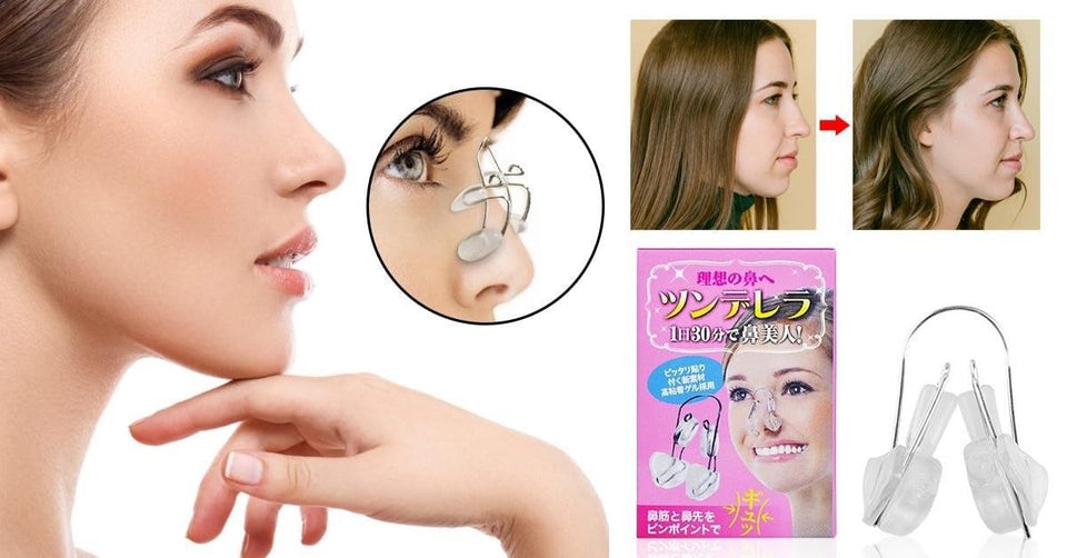 Creative Magic Nose Up Tool Beauty Nose Clip Online Store UAE