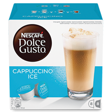 NESCAFE DOLCE GUSTO CAPPUCCINO ICE Online Shopping Store
