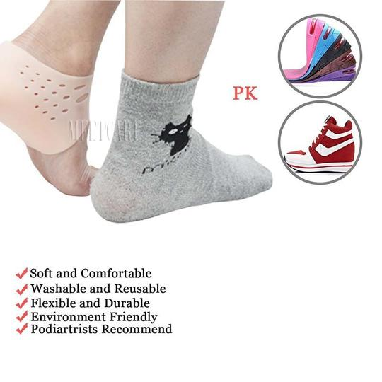 SILICONE INVISIBLE HEEL SOCKS Online Shopping Store
