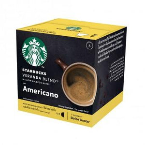 STARBUCKS® HOUSE BLEND® BY NESCAFÉ® DOLCE GUSTO®