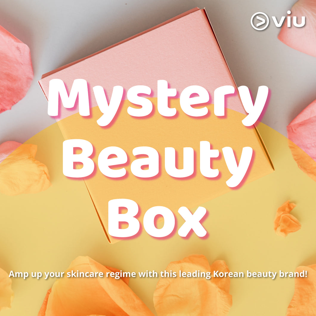 [EXCLUSIVE] Mystery Beauty Box with FREE Shipping!