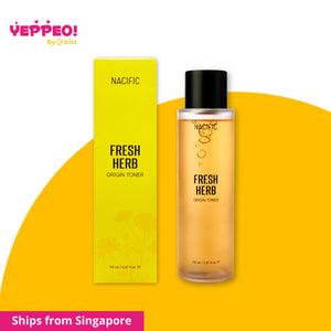 Bundle: 2 x Nacific Fresh Herb Origin Toner (150ml)