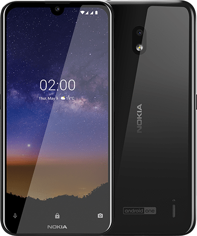 Nokia 2.2 product shot