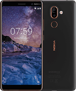 Nokia 7 plus product shot