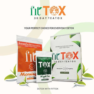 fitTOX - A 30 Day Teatox