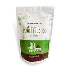 Load image into Gallery viewer, Koffitox - 30 Day Coffee Detox