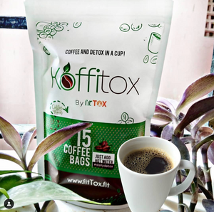 Koffitox - 15 Day Coffee Detox