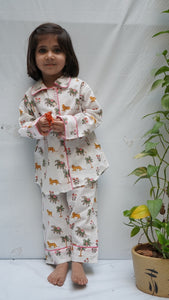 Amay Night Suit -Kids