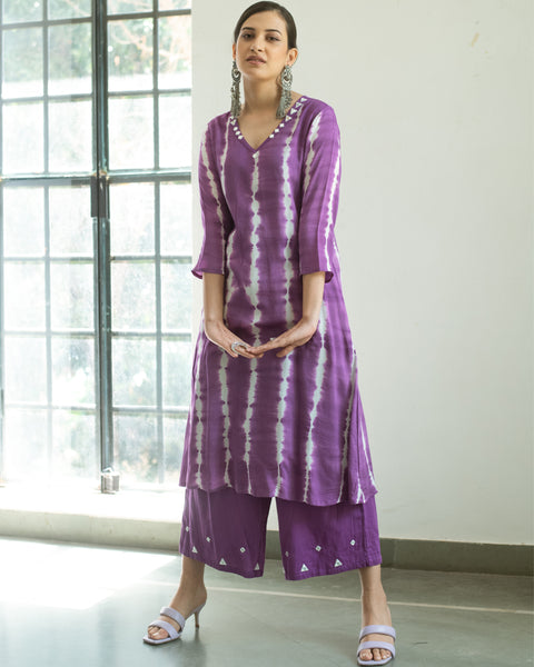 Aarna Mirror Work Kurta