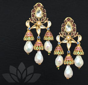 Earrings Bhavadharani