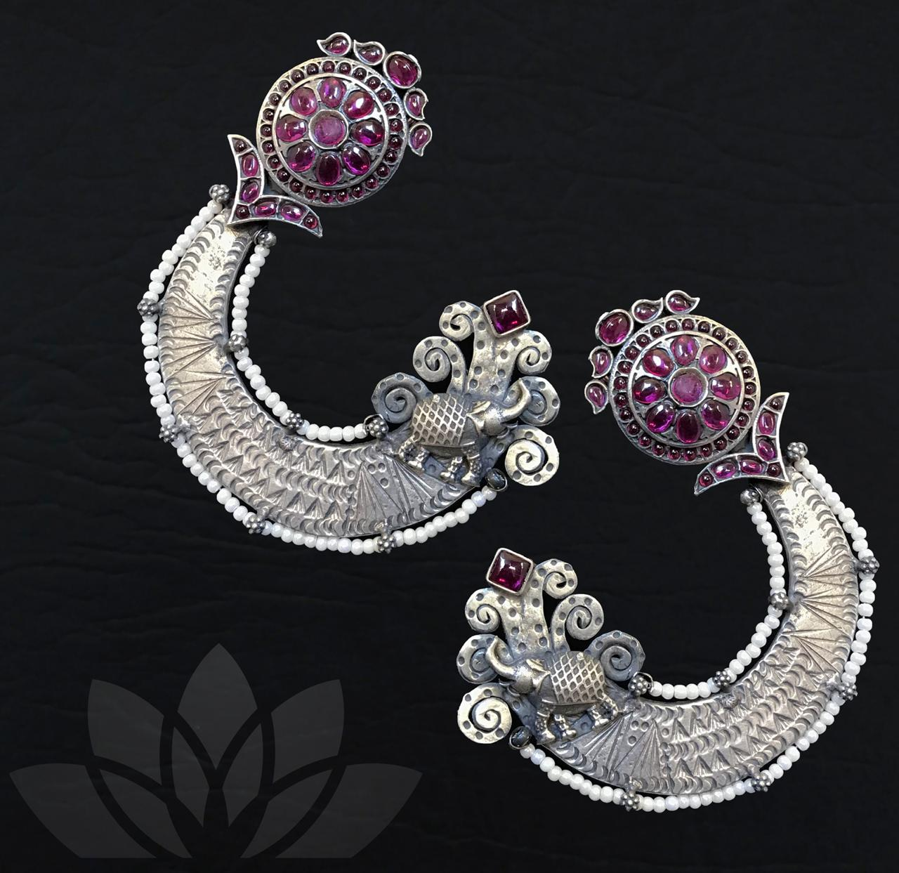 Earrings Vipasha