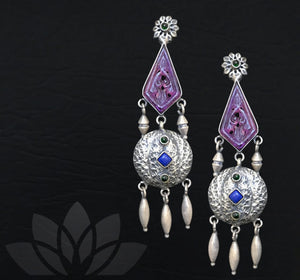 Earrings Kanishithra
