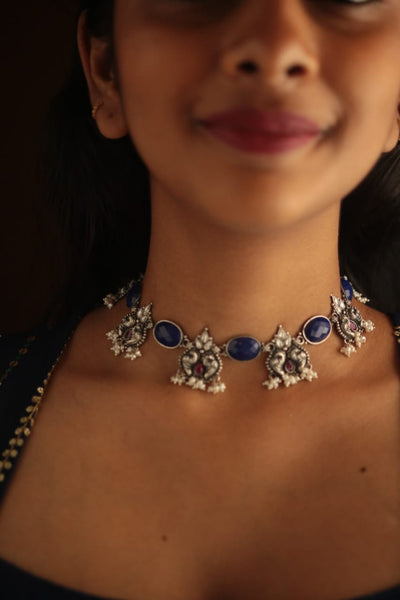 Necklace Jaladhija Set