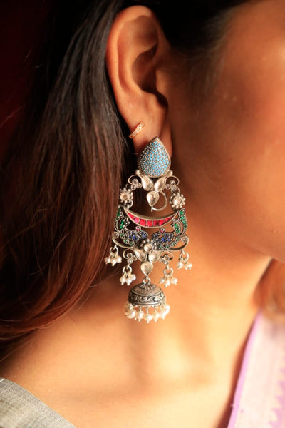 Earrings Shavi