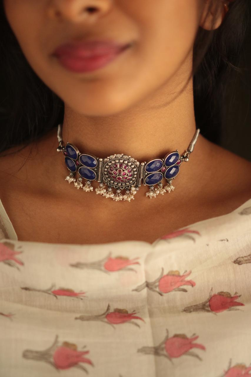 Necklace Abhigamyah Set