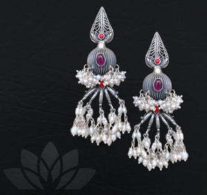Earrings Marutam