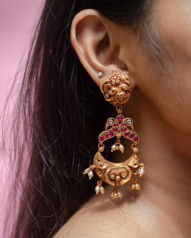 Earrings Kanchana