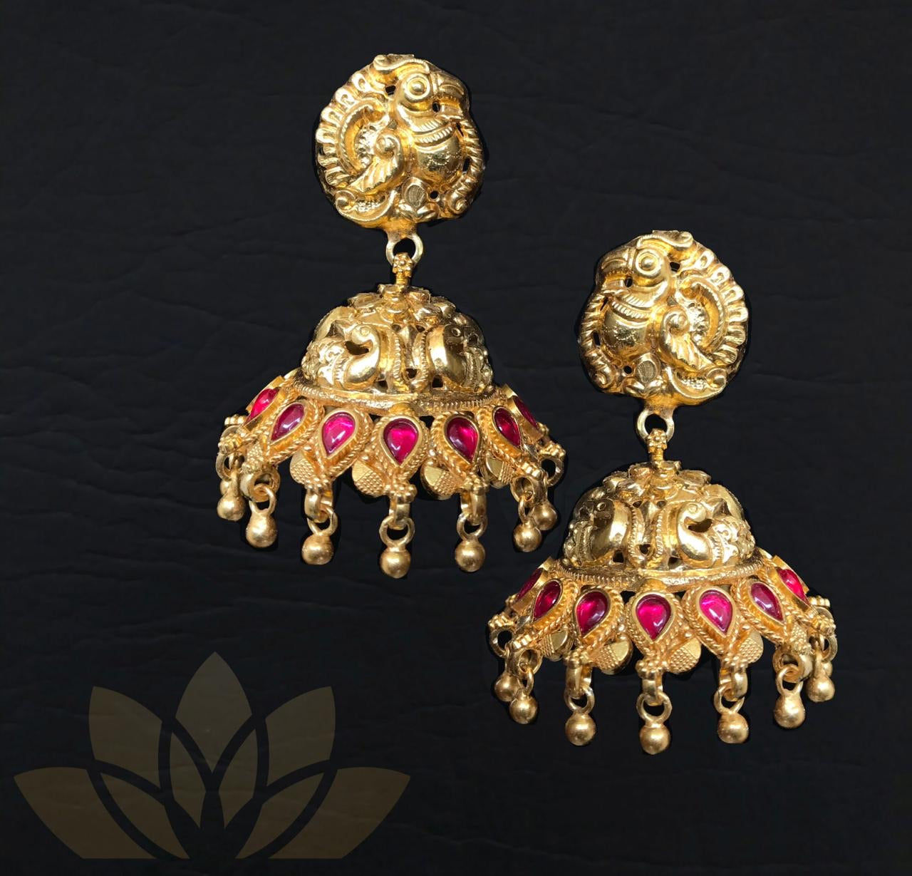 Earrings Dhuvithi