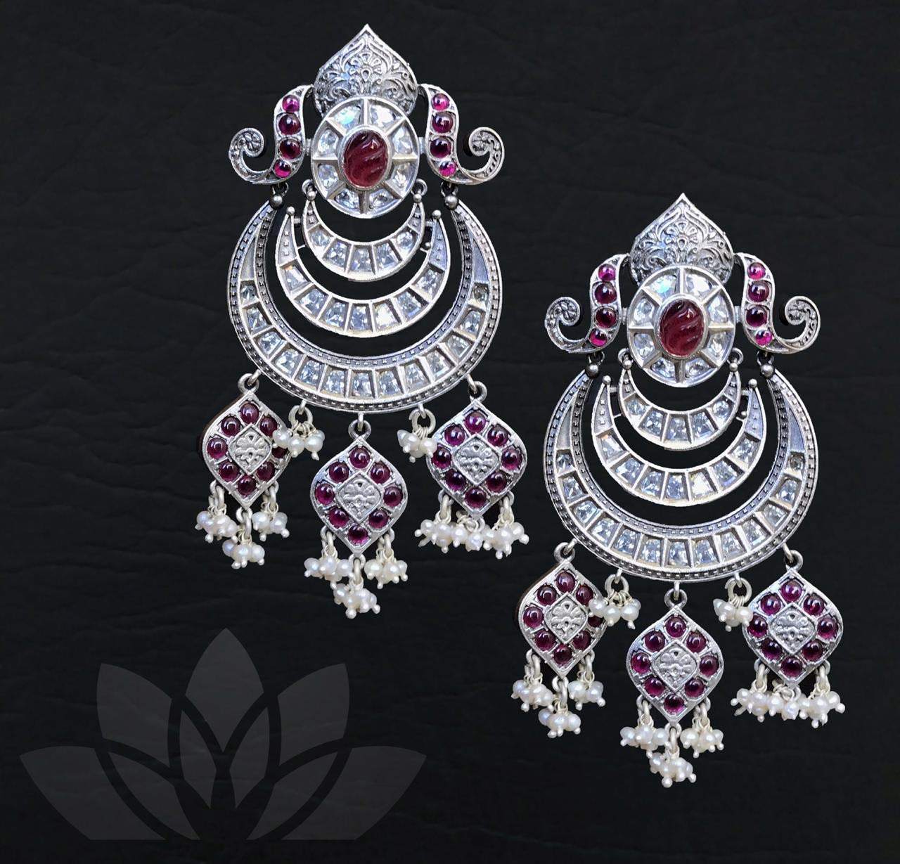 Earrings Ishana