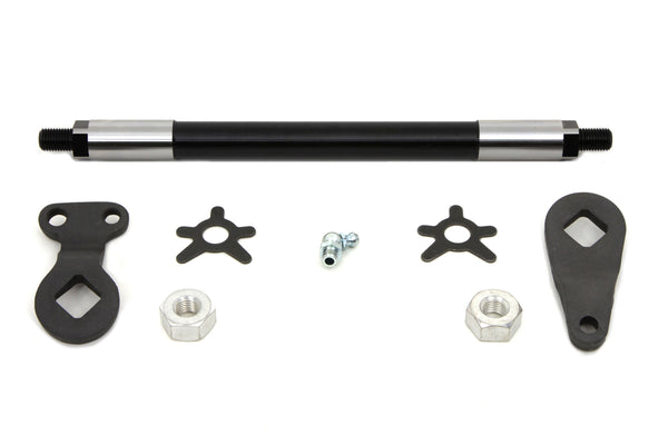 Mechanical Brake Cross Shaft Kit For Harley-Davidson 1936-1957