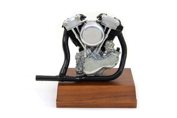 1:6 Scale Large Harley-Davidson Knucklehead Motor Model