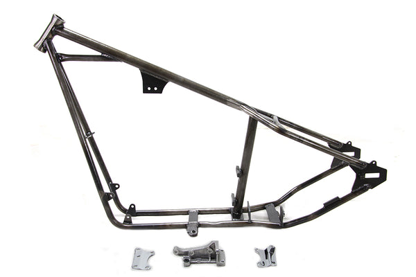 40°Rake 200 XL Rigid Frame For Harley-Davidson Sportster Ironhead 1957-1985
