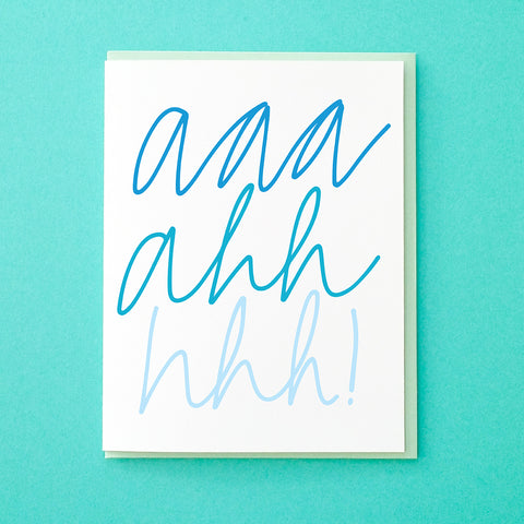 Ahhh! Good news cards. Engagement Card. Birthday Card. Congrats Card. Congratulations Card. Wedding Card. Best Friend Engaged Card. Best Friend New Baby Card. From Tick Tock Press