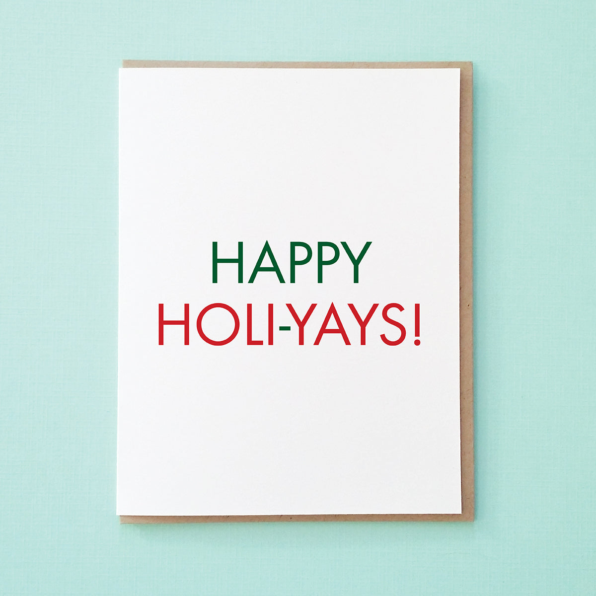 Funny Holiday Card. Funny Holiday Card. Funny Christmas Card. Funny Set of Holiday Cards
