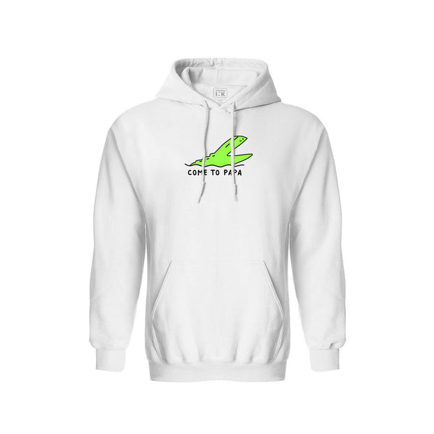 Come to Papa Hoodie | Official Viakavish Merch