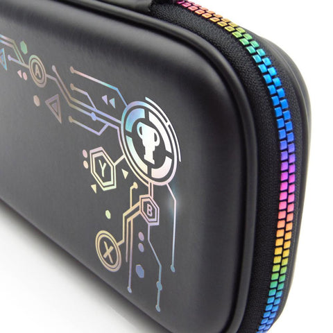 Holographic Nintendo Switch Case | Official MatPat & Game Theory Merch
