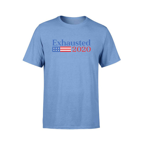 Classic Exhausted 2020 T-Shirt | Exclusive Philip DeFranco Merch
