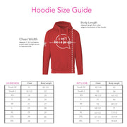 Don't Be So Judgy Hoodie (Red)