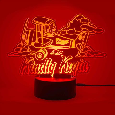 Flyin' High Hover LED Light | Official Kindly Keyin Merch