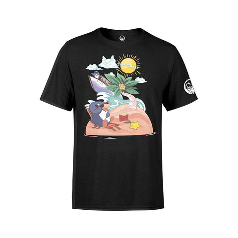 The S.S. LP T-Shirt | Official NicoB Merch